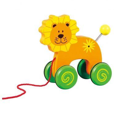 لعبة Lelin - Lulu the Lion