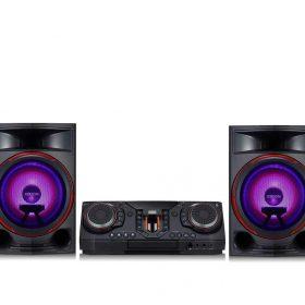 مكبر صوت LG - CL87 XBoom Hi-Fi Entertainment System - أسود