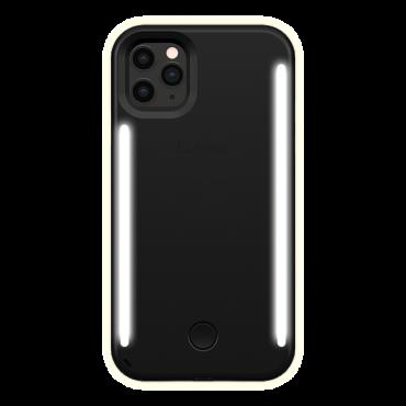 كفر جوال Lumee iPhone 11 Pro Max - أسود