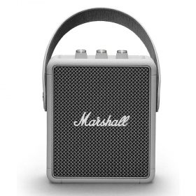 سبيكر محمول Marshall Stockwell 2 Wireless Stereo Speaker - Gray