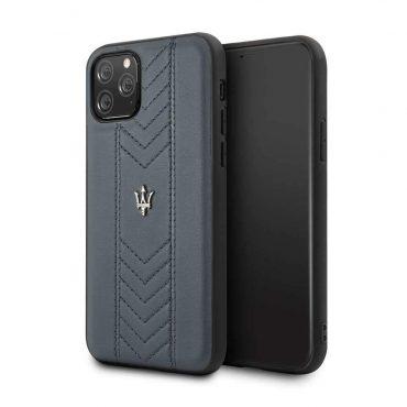 كفر iPhone 11 Pro  من Maserati - كحلي