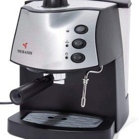 ماكينة قهوة MEBASHI - ESPRESSO COFFEE MACHINE-ME-ECM2002