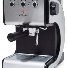 ماكينة قهوة MEBASHI - ESPRESSO COFFEE MACHINE-ME-ECM2003