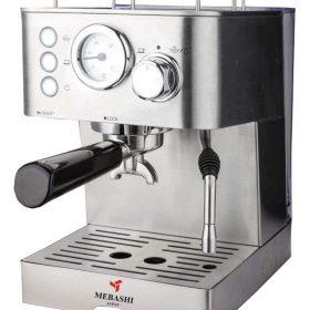 ماكينة قهوة MEBASHI - ESPRESSO COFFEE MACHINE-ME-ECM2014