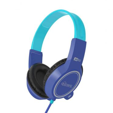 MEE audio KidJamz 3 Child Safe Headphones for Kids with Volume-Limiting Technology - Blue_x000D_
