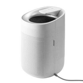 منقي هواء 2HEALTHY IoT 2IN1 AIR PURIFIER & DEHUMIDIFIER MOMAX - أبيض