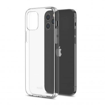 كفر Moshi - VITROS Apple iPhone 12 / 12 Pro Case - شفاف