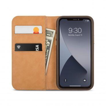 كفر Moshi - OVERTURE Apple iPhone 12 Mini Case - زهري