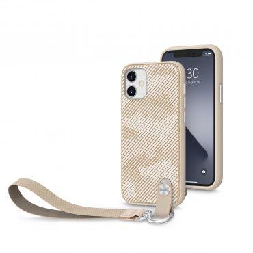 كفر Moshi - ALTRA Apple iPhone 12 Mini Case - بيج