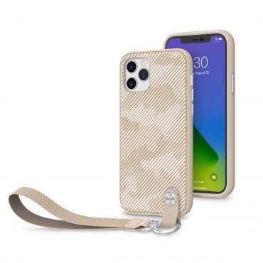 كفر Moshi - ALTRA Apple iPhone 12 Pro Case - بيج
