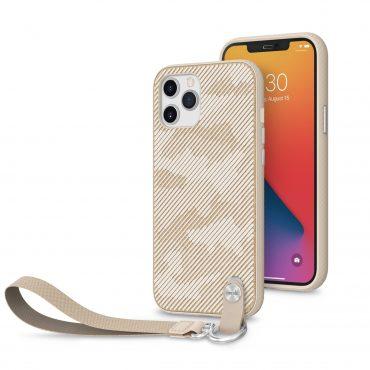كفر Moshi - ALTRA Apple iPhone 12 Pro Max Case - بيج