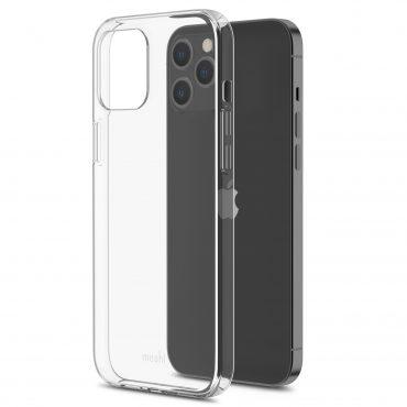 كفر Moshi - VITROS Apple iPhone 12 Pro Max Case - شفاف