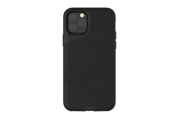 كفر جلدي MOUS IPHONE 11 Pro  - أسود