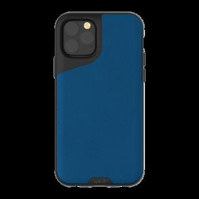كفر جلدي  MOUS - IPHONE 11 Pro - أزرق
