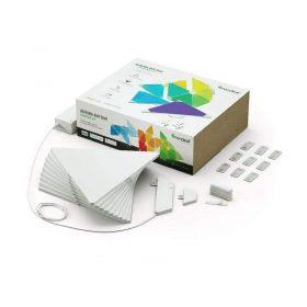ألواح الإضاءة الذكية من (نانوليف) - تتغير مع الموسيقى - 9 ألواح إضاءة + لوح تحكم