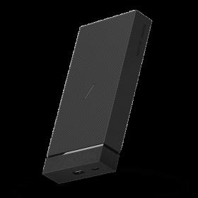 باور بانك لاسلكي 12000 ملي أمبير مع منفذي USB-A و USB-C - NATIVE UNION