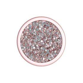 مسكة موبايل Nuckees Stand and Grip - Rose Gold Diamond Cluster