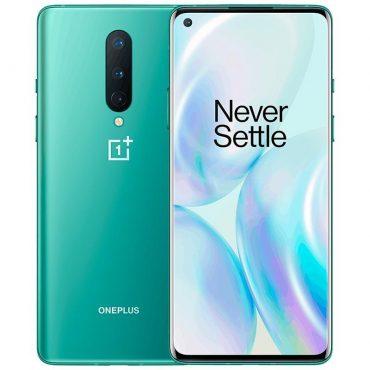 هاتف Oneplus 8 – رامات 12 جيجا – 256 جيجا تخزين - أخضر