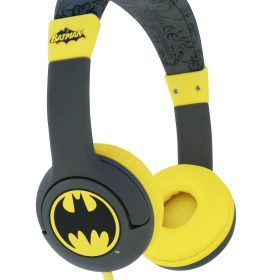 سماعات رأس سلكية OTL Batman OnEar Wired Headphone - باتمان