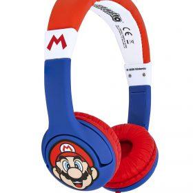 سماعات رأس سلكية OTL SuperMario OnEar Wired Headphone - سوبر ماريو