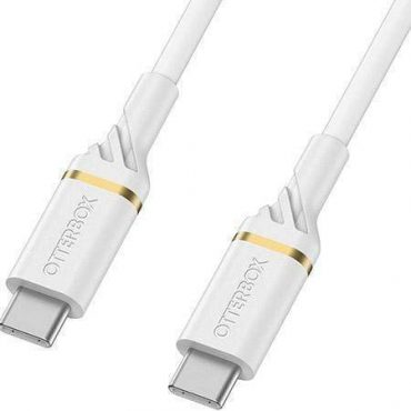 OTTERBOX USB-C to USB-C PD Cable 3 Meters - White