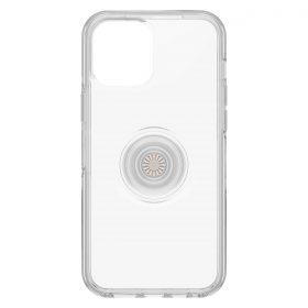 كفر OtterBox - OTTER+POP SYMMETRY Apple iPhone 12 Pro Max case - شفاف