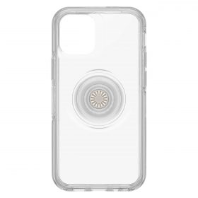 كفر OtterBox - OTTER+POP SYMMETRY Apple iPhone 12 Mini case - شفاف