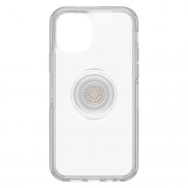 كفر OtterBox - OTTER+POP SYMMETRY Apple iPhone 12 Pro case - شفاف