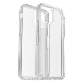 كفر وشاشة حماية OtterBox - Apple iPhone 12 Pro SYMMETRY Clear case - شفاف