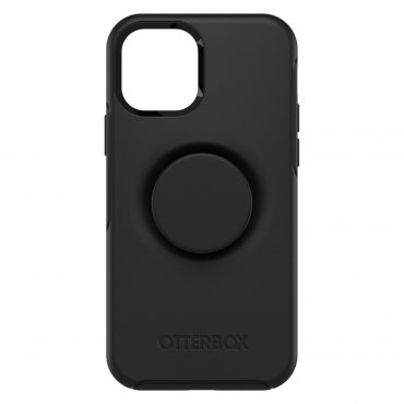 كفر OtterBox - OTTER+POP SYMMETRY Apple iPhone 12 Pro case - أسود