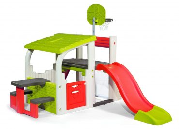 لعبة ساحة الألعاب SMOBY - Fun Center