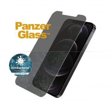 شاشة حماية PanzerGlass - Privacy iPhone 12 Pro Screen Protector