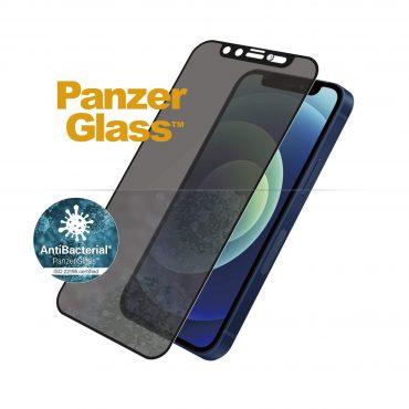 شاشة حماية PanzerGlass - Swarovski Edition iPhone 12 Mini Screen Protector