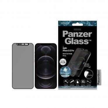 شاشة حماية PanzerGlass - Swarovski Edition iPhone 12 Pro Screen Protector