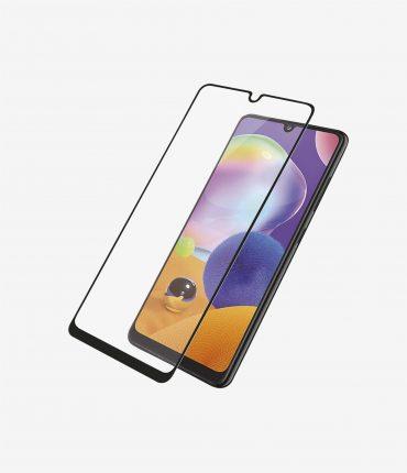 شاشة حماية PanzerGlass - Samsung Galaxy A31 Screen Protector - إطار أسود