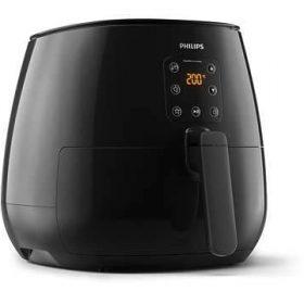 PHILIPS DIGITAL AIR فراير HD9260 أسود مقلاة رقمية باللون الأسود