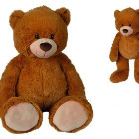 دمية الدب البني 100سم NICOTOY - Brown Bear