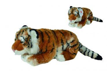 دمية النمر البني 50 سم NICOTOY - Brown Tiger