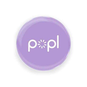 بطاقة التعريف الإلكترونية Popl Instant Sharing Device - Purple