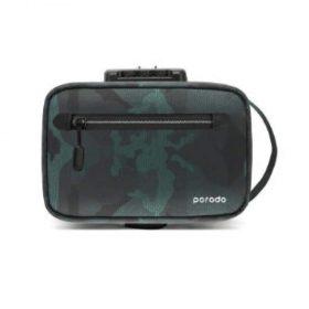 حقيبة Porodo - Lifestyle Anti-Theft Storage Bag 8.2 - أخضر فاتح