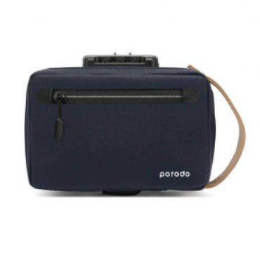 حقيبة Porodo - Lifestyle Anti-Theft Storage Bag 8.2 - أزرق
