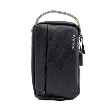 شنطة بورودو المنظمة مع وصله USB – لون أسود