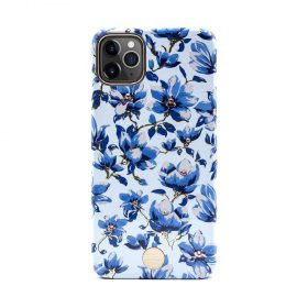 Porodo Fashion Flower Case for iPhone 11 Pro Max - Design 8_x000D_