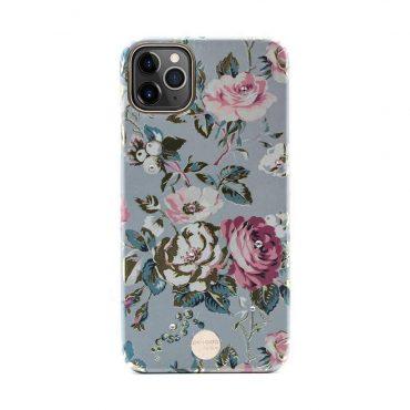 Porodo Fashion Flower Case for iPhone 11 Pro Max - Design 7_x000D_