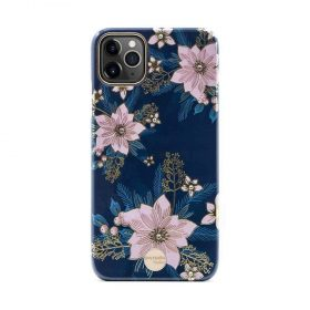 Porodo Fashion Flower Case for iPhone 11 Pro Max - Design 3_x000D_