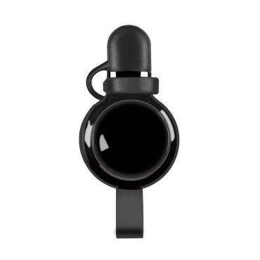 محول بورودو اللاسلكي لشحن ساعات الأبل 1.5W -  أسود