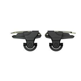 مقابض تحكم Porodo - P1 Universal Mechanical Firestick - أسود