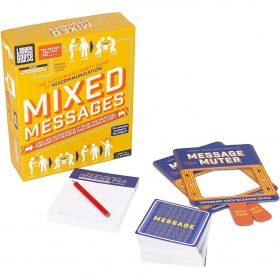 لعبة ألغاز الرسائل المختلطة  Professor Puzzle - MIXED MESSAGES