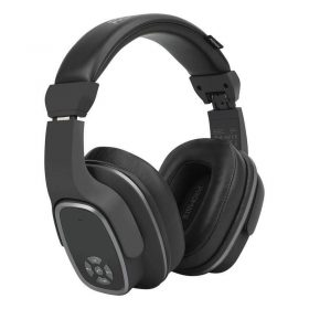 سماعات رأس لاسلكية مع لوحة تحكم - PROMATE