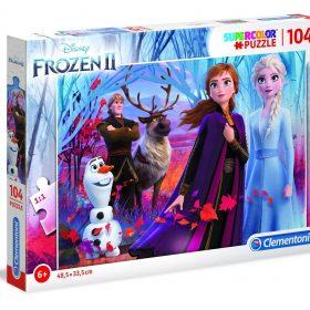لعبة تطبيقات 104 قطعة CLEMENTONI – Disney Frozen